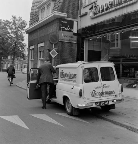 1237_013_011_006 - Tapijt.Vloerbedekking . Tapijthandel Koppelmans 1967 Servicedienst