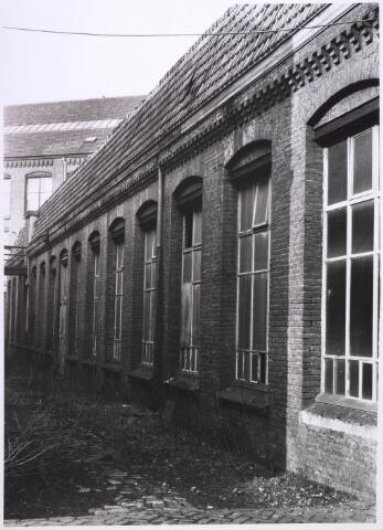 024853 - Textiel. Gedeelte van een voormalig fabrieksgebouw aan de Kuiperstraat