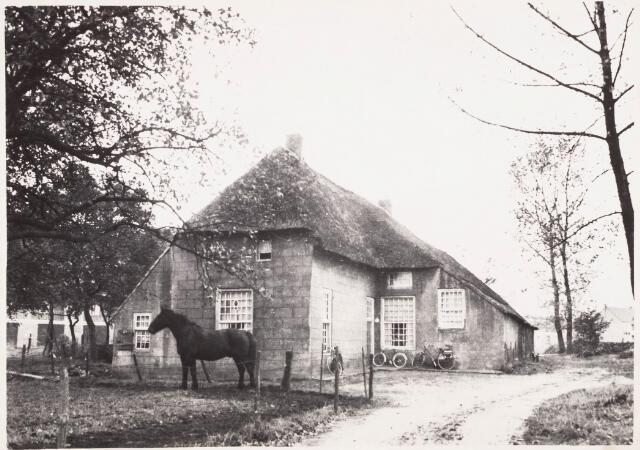029578 - Tongerlose Hoef / boerderij aan de Reitse Hoevenstraat