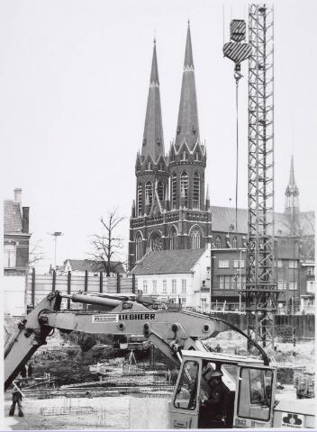 021534 - Grondwerkzaamheden ten behoeve van de bouw van winkelcentrum Heuvelpoort