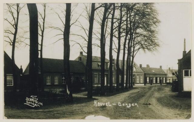 085692 - Foto van een originele foto uit 1927 van de Heuvel in Dongen