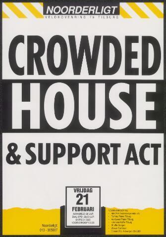 650283 - Noorderligt. Crowded House
