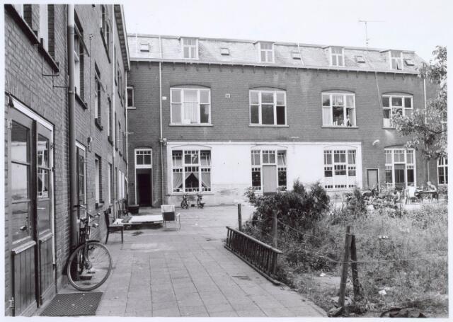 019155 - Achterzijde van Huize Goirke, voorheen Huize St. Ignatius, aan de Goirkestraat