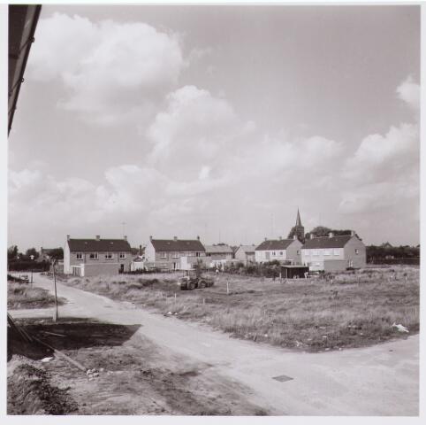 062802 - Grondwerken voor de bouw van woningen aan de Prinses Irenestraat
