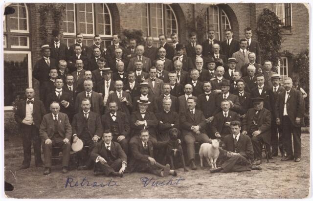 008661 - Retraite van Tilburgse werkgevers in retraitehuis Loyola