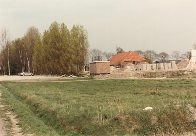 650845 - Gebied waar de latere woonwijk 'De Reeshof' is gebouwd.