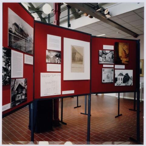 049242 - Tentoonstelling van Willem II t.g.v. zijn 150e sterfdag in 1999. Regionaal archief Tilburg, Kazernehof 75