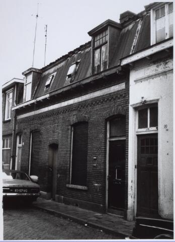 026312 - Panden Mariastraat 14, 16 en 18 (van links naar rechts)