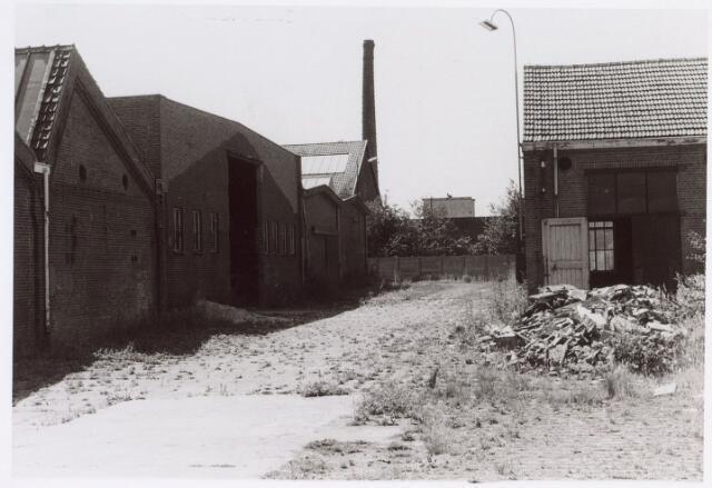 016906 - Gedeelte van het fabriekscomplex van looierij - wolwasserij Bernard Pessers