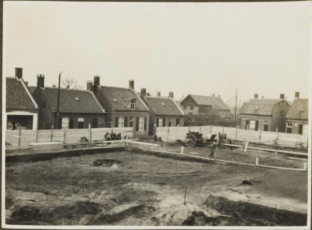 104577 - Energievoorziening. Nieuwbouw Gasfabriek Oosterhout. (april - november 1927)