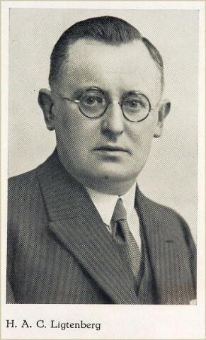 054557 - H.A.C. Ligtenberg