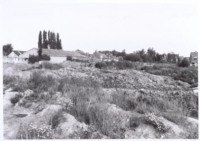 016955 - Terrein waarop vroeger het kasteel van Tilburg heeft gestaan