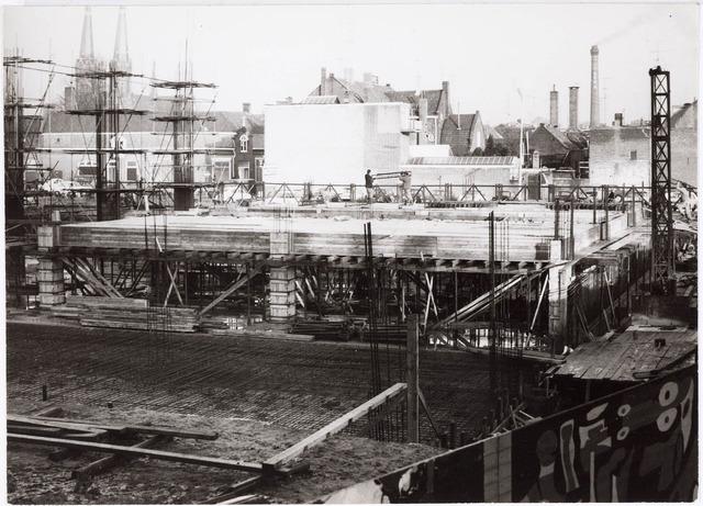 032584 - Bouwput hoogbouw aan het Stadhuisplein
