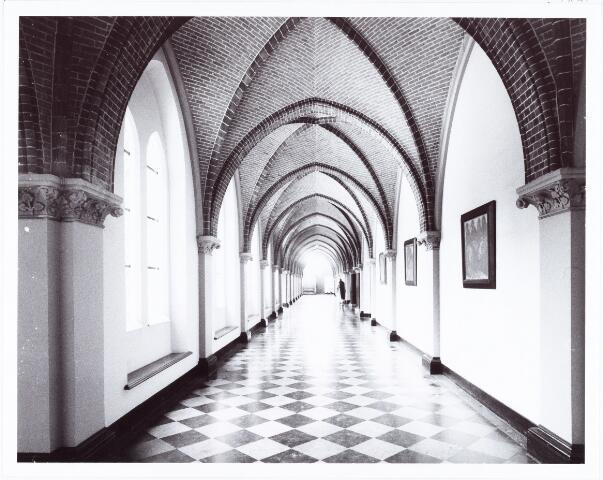 062227 - Kloosters. Abdij van Onze Lieve Vrouw van Koningshoeven aan de Eindhovenseweg 3 (Kruisweg van Alb Servaes z.a.)