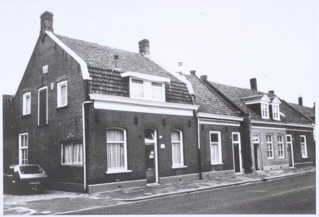 020557 - Panden aan de noordzijde van de Hasseltstraat