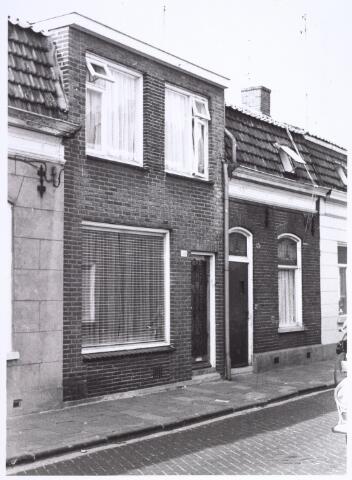 017150 - Pand Capucijnenstraat 145 halverwege 1970