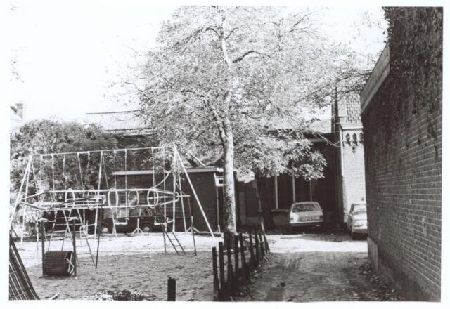 026868 - Achtertuin van Huize Poels aan de Nieuwlandstraat 38