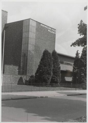 030140 - Voortgezet onderwijs: Rijks H.B.S. Willem II aan de Ringbaan-Oost, gebouwd in 1932