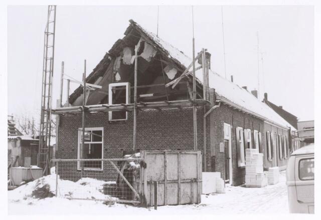 020206 - Verbouwing van een pand aan het Hasseltplein