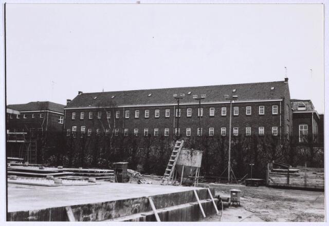 023747 - Bouwwerkzaamheden op het terrein van de Zusters van Liefde aan de Kloostersttraat