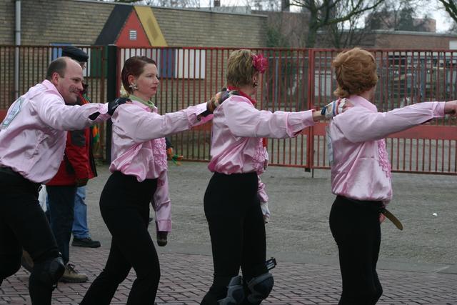 657226 - Carnaval. Optocht. D'n opstoet in Tilburg.