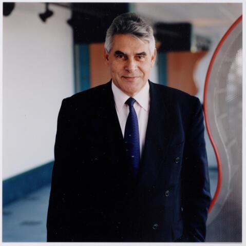 044930 - Burgemeester Johan van Stekelenburg.