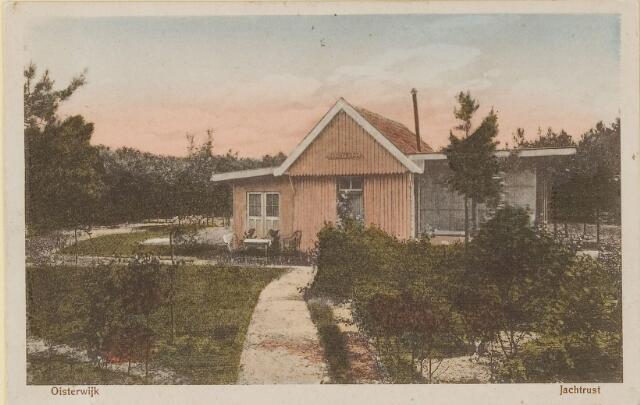 073974 - Pension 'Buitenrust' alsmede een houten recreatiewoning genaamd 'Jachtrust' straatnaam onbekend.