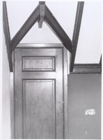 017930 - Detail van het interieur van hofstede De Blaak