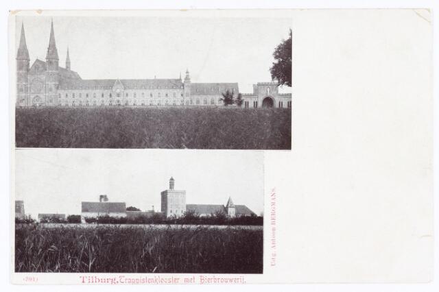 062151 - Kloosters. Abdij van Onze Lieve Vrouw van Koningshoeven aan de Eindhovenseweg 3