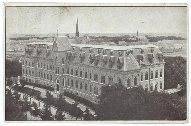 000152 - Missiehuis van de missionarissen van het H. Hart aan de Bredaseweg.