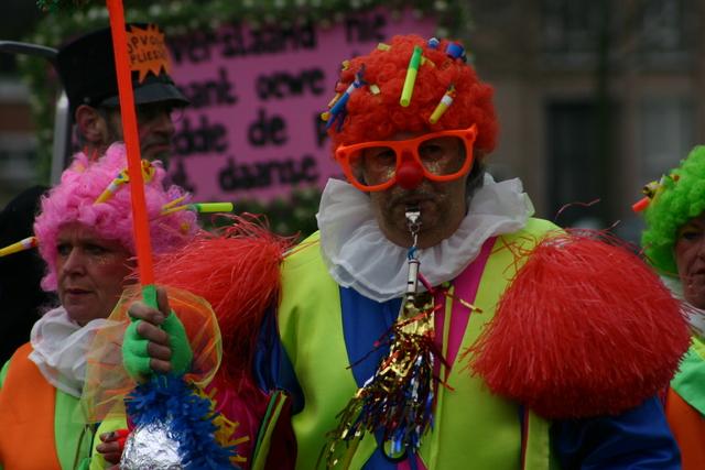 657233 - Carnaval. Optocht. D'n opstoet in Tilburg.