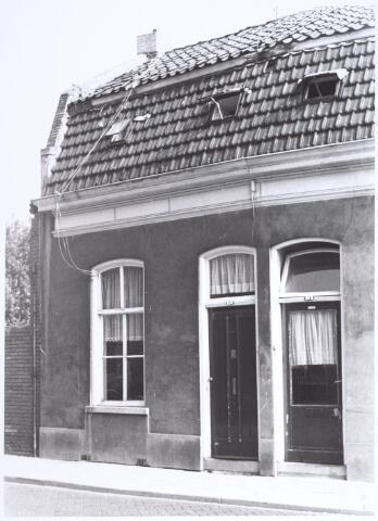 017216 - Pand Capucijnenstraat 22 halverwege 1970