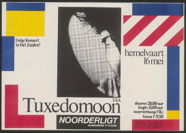 650214 - Noorderligt. Tuxedomoon