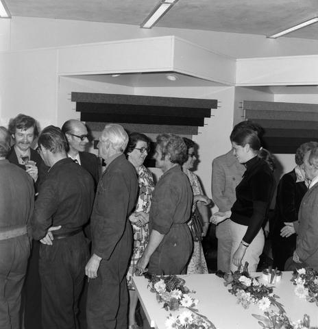 1237_012_987-1_007 - Viering van een jubileum van textiel firma Van Besouw bij restaurant Boschlust in Goirle in mei 1975.