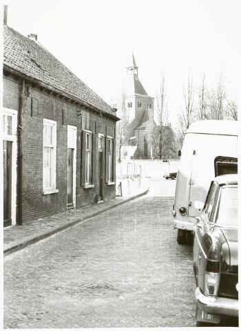 028111 - Woningen aan de Veldstraat 37 en 35, thans Pastoor van Beurdenstraat