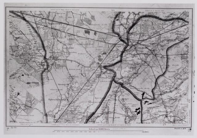 042248 - Stroomgebied van de Donge en de Leij in 1876