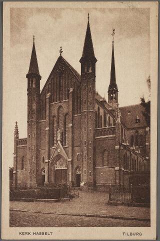 011019 - Kerk van O.L.V. van de H. Rozenkrans aan de Hasseltstraat.