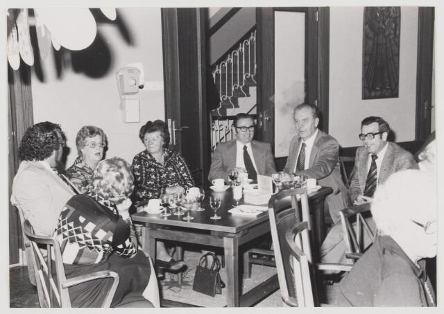 077627 - Bezoek delegatie Sprendlingen 1976.