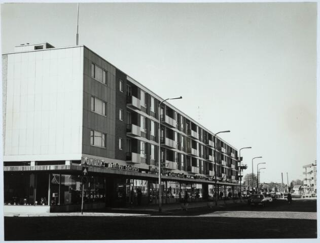 031119 - Schouwburgring. Foto genomen vanaf Heikesekerk richting Bredaseweg.