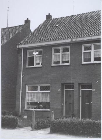 025730 - Pand Moleneind 127. Thans is dit de Leharstraat