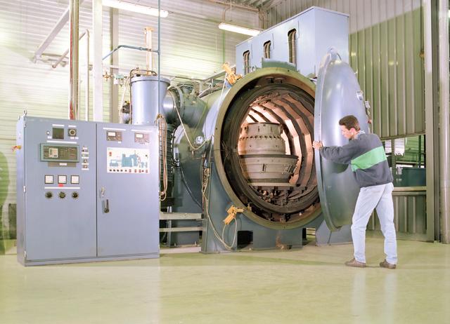 D-001795-1 - Topps (turbine overhaul power plant support; het bedrijf richt zich op het onderhoud van vliegtuigmotoren)/Chromalloy Turbine Support