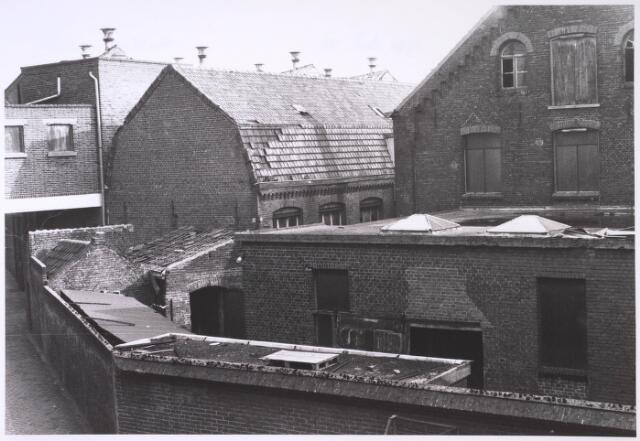 024852 - Textiel. Gedeelte van een voormalig fabrieksgebouw aan de Kuiperstraat