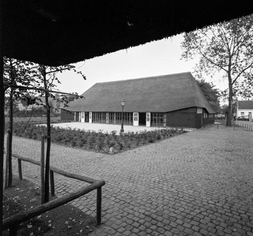 D-001902-1 - Tilburg Totaal: Tiendschuur, Reitse Hoevenstraat