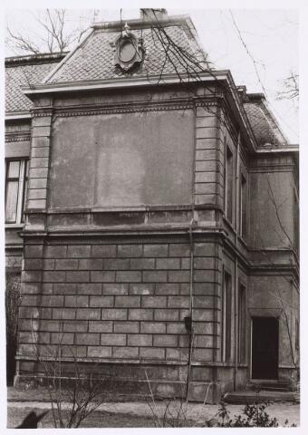 023892 - Achterzijde van de villa Koningshoeven 20 begin 1976