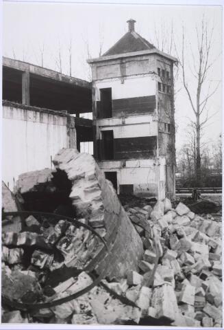 024014 - Sloop van het fabriekscomplex van Verschuuren - Piron op Koningshoeven
