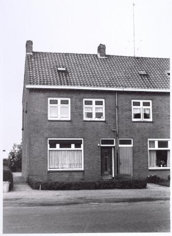 017833 - Pand Rielseweg 243 (thans Dr. Hub. van Doorneweg) eind 1971-