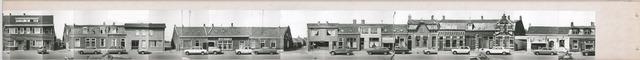 1625_0103 - Fotostrook; straatwand; panden aan de linten en hoofdverbindingswegen in het centrum van de stad; ; foto's werden tussen 1976 en 1985 gemaakt. (foto gemaakt in periode 1976-1985)