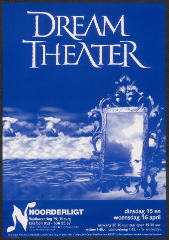 650337 - Noorderligt. Dream Theater. Dubbelaffiche