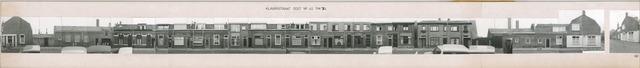 1625_0143 - Fotostrook; straatwand; panden aan de linten en hoofdverbindingswegen in het centrum van de stad; Klaverstraat 40-74; foto's werden tussen 1976 en 1985 gemaakt. (foto gemaakt in periode 1976-1985)