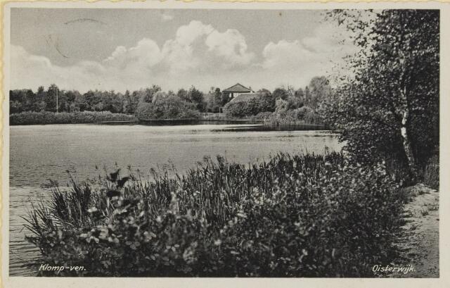 075246 - Serie ansichten over de Oisterwijkse Vennen.  Ven: Klompven